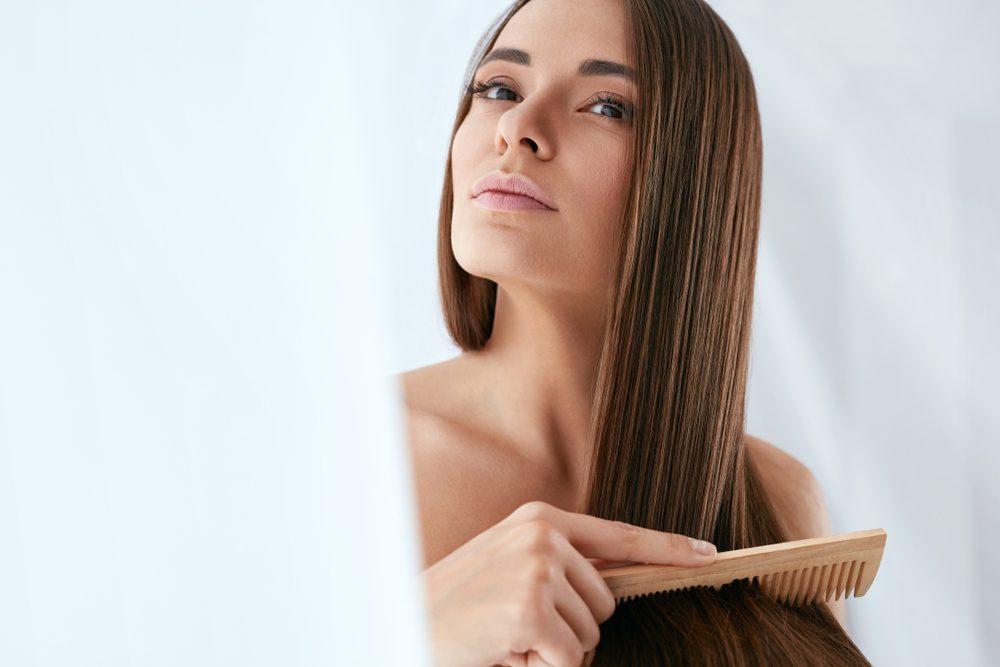 Natural Hair Growth in Temecula